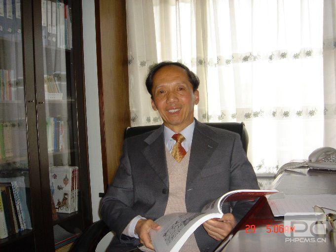 陈景 中国工程院院士